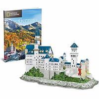 CubicFun 3D Jigsaw Puzzles for Adults and Kids Neuschwanstein Castle