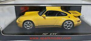 Spark 1:43 (S5442) Porsche RUF CTR