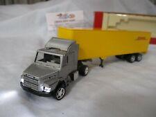 1/87th HO Scale RC Semi Truck & Trailer POCKET RACER - LED's - HERPA Scannia