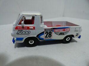 @@ Matchbox 1966 Dodge A100!!!! WOW!!!! @@