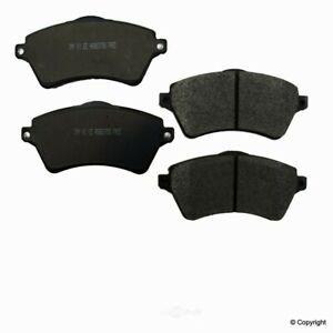 Disc Brake Pad Set-Meyle Semi Metallic Front fits 02-05 Land Rover Freelander