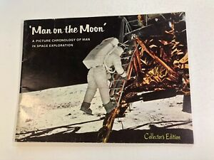 Man On The Moon 1969 Collector's Edition