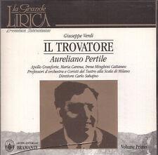 Verdi-Il Trovatore-Milano 1930-SABAJNO - 2 CD