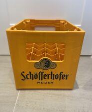 German Plastic Beer Crate (Schöfferhofer Weizen)