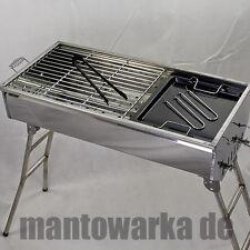 Grill Mangal Prestige 10schaschik Spieße Grillrost