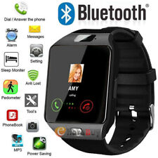 Waterproof Smart Watch & Phone W/Camera Tracker For iPhone Samsung LG HTC Google