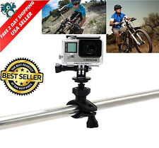 360 Degree Rotation GoPro Bike Roll Handle Bar Mount Motorcycle Seatpost Mount