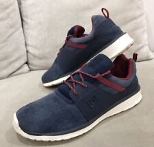 DC Shoes Mens Suede Unilite Shoes Trainers Skateboard Sneakers 10 US (MS1)