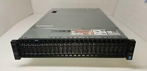 Dell R730xd Server w/2x 12-Core 1.8GHz E5-2650Lv3, 32GB, 2x 600GB, H330, 26-Bay