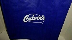 Culver's Reusable Shopping Bag Medium See Description For Measurement New