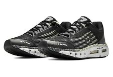 Under armour HOVR INFINITE MENS BLACK RUNNING TRAINERS UK8 / EU42.5 Worn Once