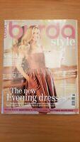 Burda Style Sewing Magazine November 2010 - Unused, Uncut Patterns