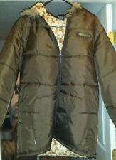 Mecca Apparel Boys Brown Jacket Coat Size 14 16