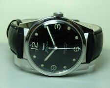 VINTAGE MILITARY HMT WINDING 17 JEWELS MENS GB22702 WATCH OLD USED ANTIQUE B827