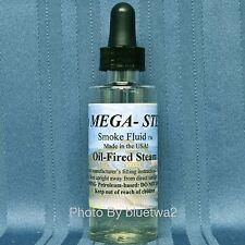 OIL-FIRED STEAM Train Smoke Fluid For Lionel 6 O O27 G HO N Hawthorne Restaurant