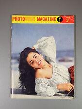 R&L Vintage Mag: Photo Guide Magazine June 1959 Farmer/Diving/TLR Workshop