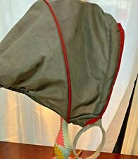 Graco Snugride Car Seat Click Connect Red & Gray Canopy Sun Shade Replacement
