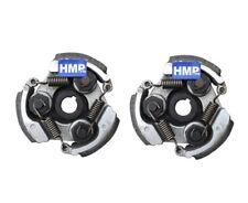 Hmparts 2x Embrague Centrífugo 47/49 Ccm Minimoto Moto de Cross Atv Quad