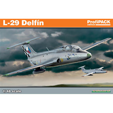 EDUARD 8099: 1/48; L-29 Delfín; ProfiPACK Edition