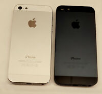 Genuine Apple iPhone 5 CHASSIS HOUSING WITH PARTS - COSMETICALLY GOOD CONDITION