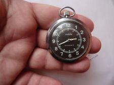 Jewels very rare . 3 Vintage old pocket watch Ruhla German