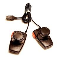 GEMINI, Atari 2600 Paddle Controllers, Cleaned and Tested