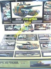 Tamiya 1/16 Japan  TYPE 10  Main Battle Tank  JSDF Full-Option R/C Kit  56037