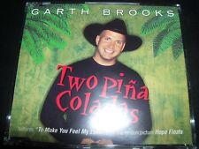 Garth Brooks – Two Pina Coladas Rare Australian CD Single – Like New
