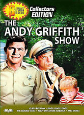 The Andy Griffith Show Collectors Edition-8 Episodes DVD / New (OD-2023 /OD-059)