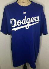 Los Angeles Dodgers Majestic T-shirt Men's XL Baseball MLB LA