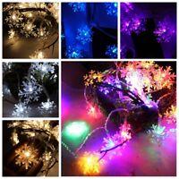 20 LED 2M Colorful Fairy String Light Wedding Birthday Party Home Yard Decor