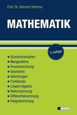 Mathematik von Heinrich Hemme (2011, Taschenbuch)