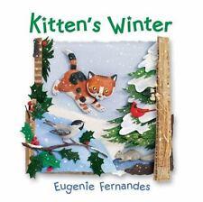 Kitten's Winter-ExLibrary