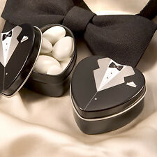 Dressed To The Nines Tuxedo Mint Tin Favour