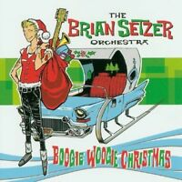 Boogie Woogie Christmas by The Brian Setzer Orchestra CD Used