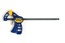 IRWIN QUICK-GRIP Bar Clamp, One-Handed, Micro, 4-1/4-Inch (1964746)