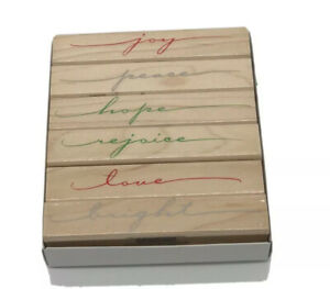 Woodblock Stamps-Holiday Stamps
