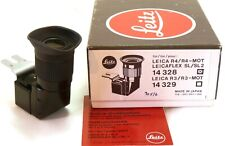 Leica Right Angle View Finder R4 SL SL2 14328 boxed EXC++ #33015