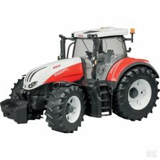 Bruder Steyr 6300 Terrus Tractor 1:32 Scale Model Present Gift Toy