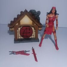 Marvel Legends Elektra Action Figure 6 1/4 Inches Tall 2003