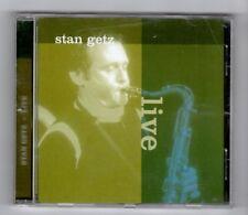 (IA193) Stan Getz, Live - 1999 CD