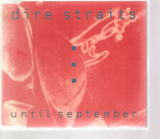 "DIRE STRAITS ""Until September"" Promo CD Single"