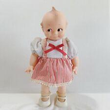 "Vintage Cameo Kewpie 13"" Doll All Vinyl Jointed Limbs"