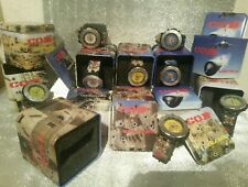 WHOLESALE JOB LOT OF 8 Call Of Duty Boy's/CHILDREN'S Camou Watches MIXED DESIGNS