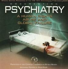 Documenting Psychiatry: A Human Rights Abuse And Global Failure Pc Mac Cd-Rom