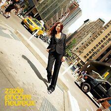Zazie - Encore Heureux (France 2015) CD BRAND NEW at TheShopMusicaMonette