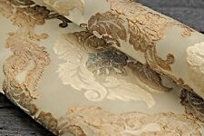 upholstery fabric damask jacquard quality luxurious  interiors elegant look tr