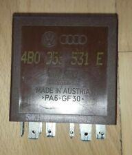Relais 603 Scheibenwischer 5WK10470A Audi A4 B5 A6 VW Siemens  4B0955531E