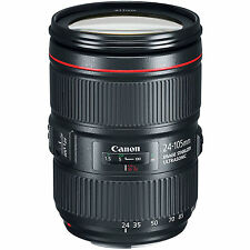 Spring Deals Sale Canon Ef 24-105mm F/4 Ii Is L Usm Lens - White Box