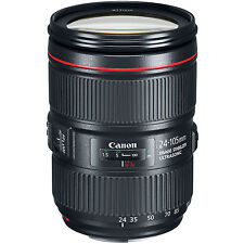 Black Friday Deals Sale Canon Ef 24-105mm F/4 Ii Is L Usm Lens - White Box